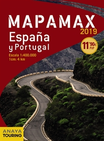 Books Frontpage Mapamax - 2019