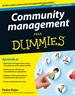 Portada del libro Community management Para Dummies