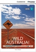 Front pageWild Australia! Beginning Book with Online Access