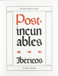 Books Frontpage Post-incunables ibéricos