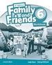 Front pageFamily and Friends 2nd Edition 6. Activity Book
