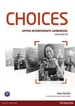 Portada del libro Choices Upper Intermediate Workbook & Audio CD Pack
