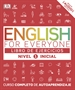 Portada del libro English for Everyone - Libro de ejercicios - Nivel 1 Inicial