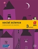 Portada del libro Social science. 3 Primary. Savia. Madrid