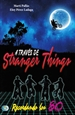 Portada del libro A través de Stranger Things