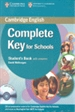 Portada del libro Complete Key for Schools Student's Pack with Answers