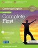Front pageComplete First Student's Book without Answers with CD-ROM with Testbank 2nd Edition