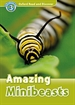 Portada del libro Oxford Read and Discover 3. Amazing Minibeasts MP3 Pack