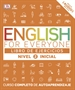 Portada del libro English for Everyone - Libro de ejercicios - Nivel 2 Inicial