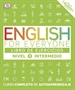 Portada del libro English for Everyone - Libro de ejercicios - Nivel 3 Intermedio