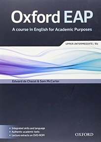 Books Frontpage Oxford English for Academic Purposes Upper-Intermediate Student's Book + DVD Pack