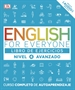 Portada del libro English for Everyone - Libro de ejercicios - Nivel 4 Avanzado