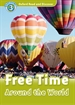 Portada del libro Oxford Read and Discover 3. Free Time Around the World MP3 Pack