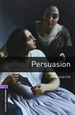 Portada del libro Oxford Bookworms 4. Persuasion