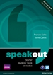 Portada del libro Speakout Starter Students Book with DVD/Active Book Multi-ROM Pack