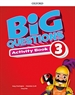 Portada del libro Big Questions 3. Activity Book