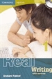 Portada del libro Cambridge English Skills Real Writing 1 with Answers and Audio CD