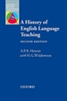 Front pageA History of English Language Teaching