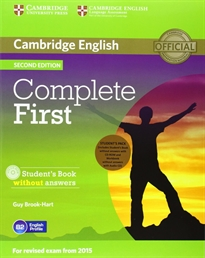 Books Frontpage Complete First Student's Pack (Student's Book without Answers with CD-ROM, Workbook without Answers with Audio CD) 2nd Edition