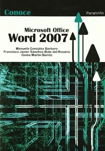 Books Frontpage Conoce Word 2007