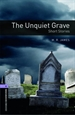 Portada del libro Oxford Bookworms 4. The Unquiet Grave