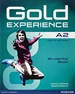 Front pageGold Experience A2 Students' Book with DVD-ROM Pack