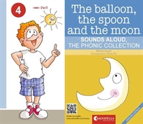 Books Frontpage The balloon,the spoon and the moon