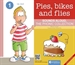 Portada del libro Pies,bikes and flies