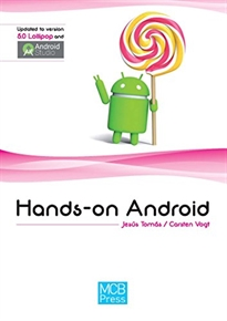 Books Frontpage Hands-on Android