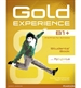 Portada del libro Gold Experience B1+ Students' Book with DVD-ROM and MyLab Pack