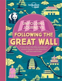 Books Frontpage Unfolding Journeys - Following the Great Wall