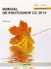 Portada del libro Manual de Photoshop CC 2014