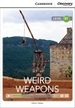 Portada del libro Weird Weapons Intermediate Book with Online Access