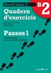 Portada del libro (Cat).(11).Quad.Passos 1 Nivel Basic 2