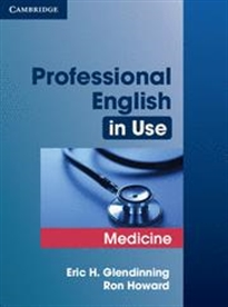 Books Frontpage Professional English in Use Medicine