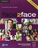 Portada del libro Face2face Upper Intermediate Student's Book with DVD-ROM 2nd Edition