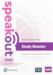 Portada del libro Speakout Intermediate Plus 2nd Edition Students Book/DVD-ROM/MEL/Study Booster Spain Pack