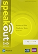 Portada del libro Speakout Advanced Plus 2nd Edition Students Book/DVD-ROM/MEL/Study Booster Spain Pack