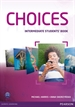 Portada del libro Choices Intermediate Students' Book