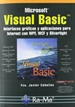 Portada del libro Visual Basic. Interfaces gráficas y aplicaciones para Internet con WPF, WCF y Silverlight