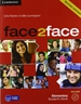 Portada del libro Face2face Elementary (2nd Edition) Student's Book with DVD-ROM
