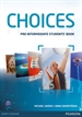 Portada del libro Choices Pre-Intermediate Students' Book