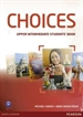 Portada del libro Choices Upper Intermediate Students' Book