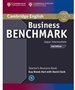 Portada del libro Business Benchmark Upper Intermediate BULATS and Business Vantage Teacher's Resource Book 2nd Edition