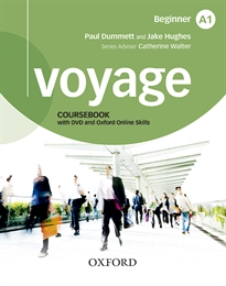 Portada del libro Voyage A1. Student's Book + Workbook Pack with Key