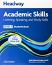 Front pageHeadway Academic Skills 2. Listening & Speaking: Student's Book & Online Skills