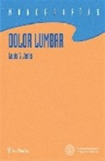 Books Frontpage Dolor lumbar