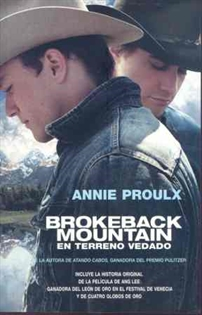 Books Frontpage Brokeback Mountain, en terreno vedado