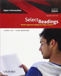 Books Frontpage Select Readings Upper-Intermediate Student's Book 2nd Edition