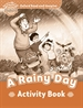 Portada del libro Oxford Read and Imagine Beginner. A Rainy Day Activity Book